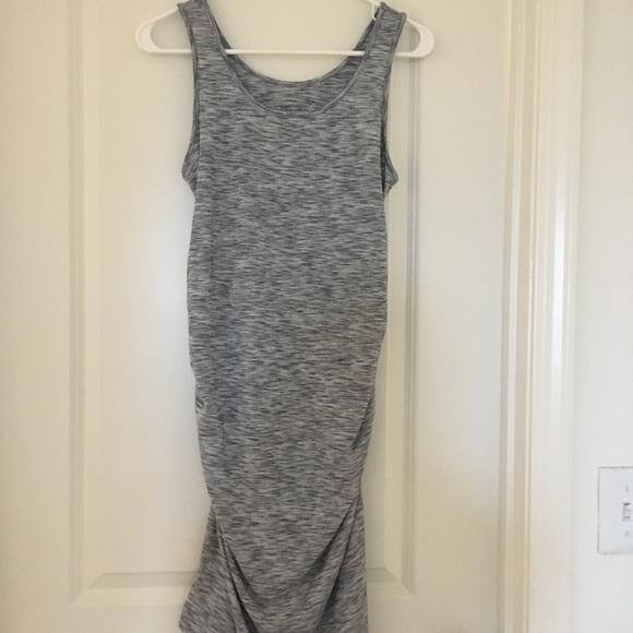 f7dfc20d422c6 Liz Lange for Target Dresses & Skirts - Liz Lange Maternity Heather Grey  Tank top Dress